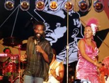 Marcia Griffiths & Bob Andy